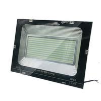 Led Flood Light 100w150w 200w Input IP66 led light Outdoor lighting Reflector 170V 265V Led Spotlight Garden Light outdoor lamp