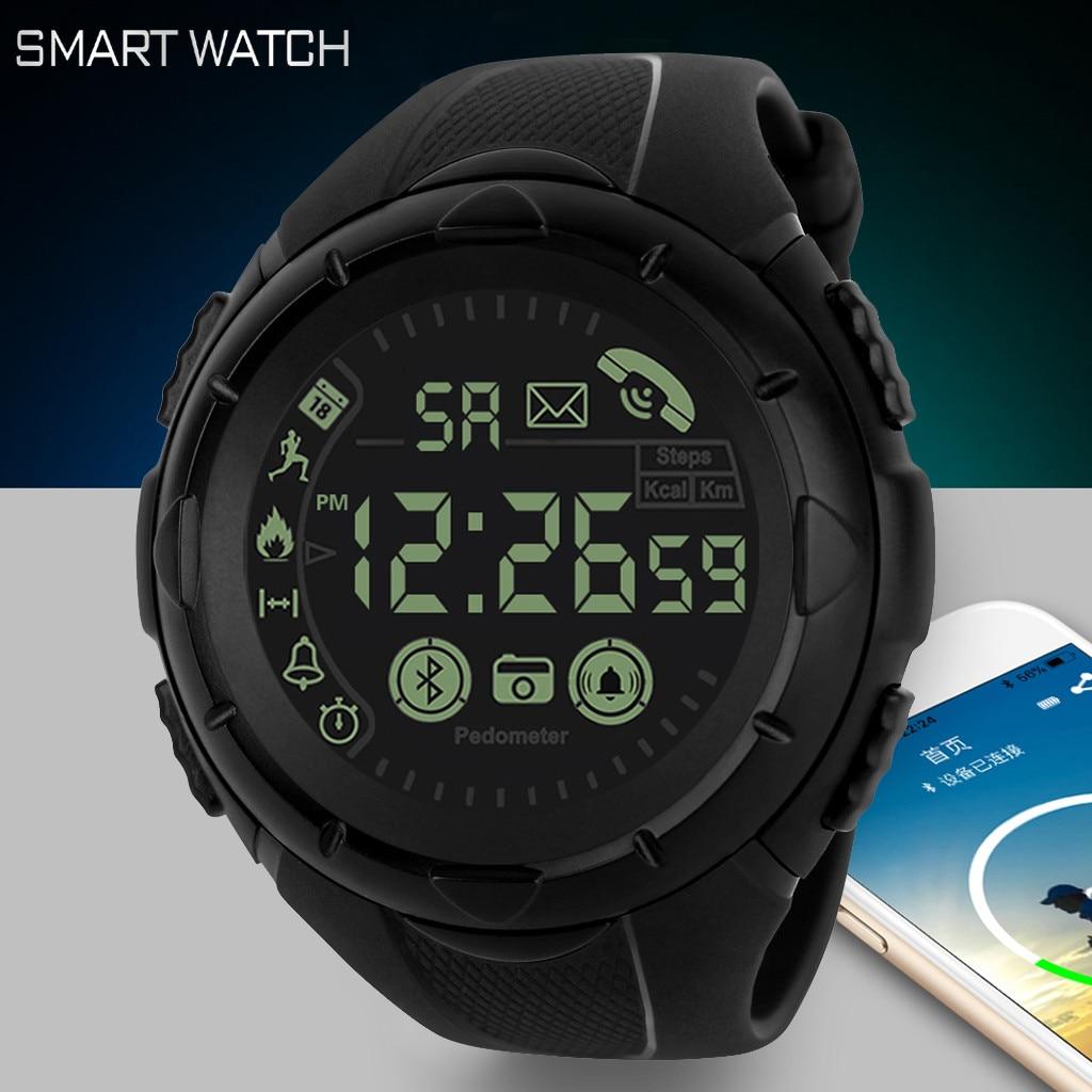 Zegarek Readeel Brand Sport Watch Mens Watches Top Brand Luxury Men Wrist Watch Waterproof LED Electronic Digital Male Clock