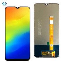 6.2 tam LCD için komple OPPO A7 AX7 LCD ekran dokunmatik ekran paneli sayısallaştırıcı sensörü Oppo A7 A5S ekran onarım parçaları