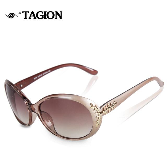 2016 Nuevo Llega El Estilo de Protección UV400 gafas de Sol de Mujer de Marca Señoras Del Vintage Sungalsses Gafas de Alta Calidad Femenina de Lujo 8124A