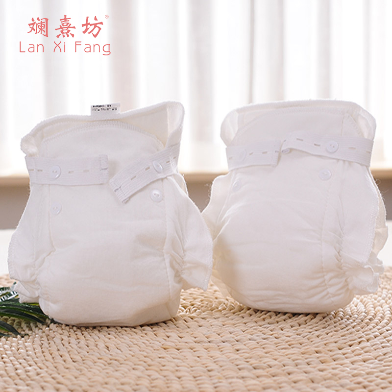 Baby Washable Diapers Nappies Reusable Baby Infant Newborn Cloth Diaper Liners Insert 100% Cotton Nappy Mircrofiber