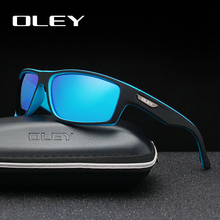 OLEY Polarized Sunglasses Men's Driving Shades Outdoor sports