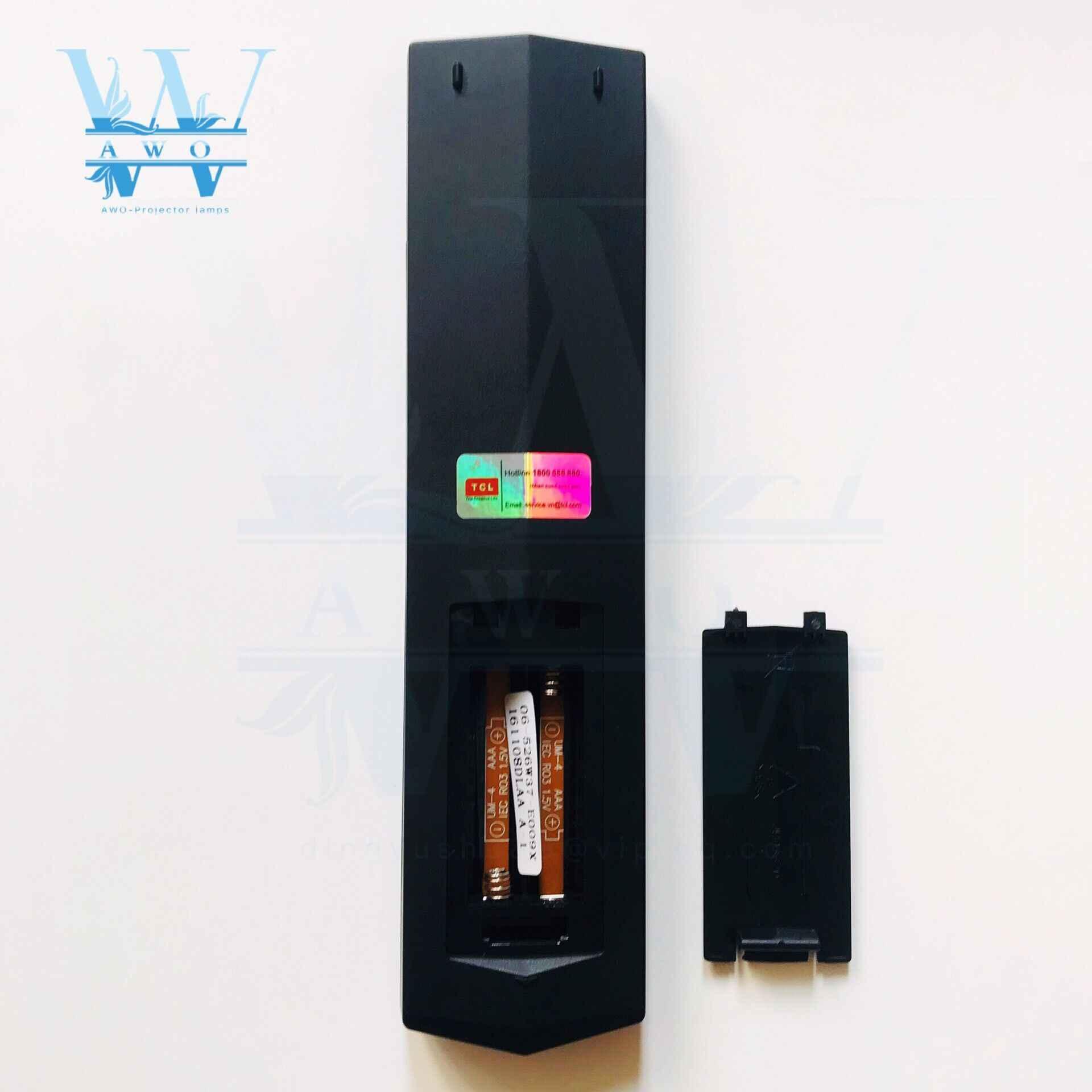 Nuevo 1 piezas RC200 Universal control remoto reemplazo para TCL Smart TV LCD LED control remoto inalámbrico de alta calidad