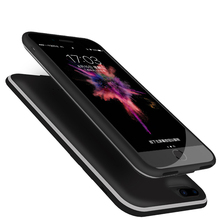 For iphone 8 Battery Case 5000 Mah External Battery Backup Charger Cover Power Bank For iphone 6 6s 7 8 Battery Case 4.7 Inch