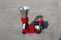 Manual KL120A Gasoline Engine Pellet Mill / Wood Pellet Machine