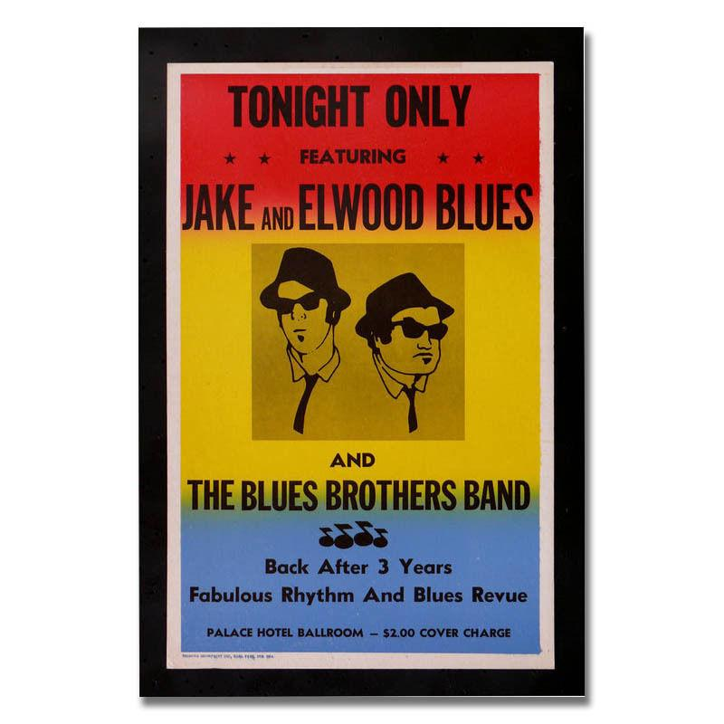 Buy blues brothers poster and get free shipping on aliexpress malvernweather Image collections