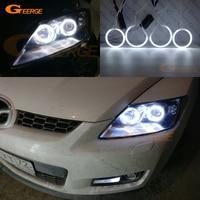 For Mazda CX 7 cx 7 2006 2007 2008 2009 2010 2011 2012 headlight Excellent Ultra bright illumination CCFL Angel Eyes kit