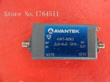 [BELLA] AVANTEK AWT-6063 2.0-6.0GHz 12V SMA amplifier supply