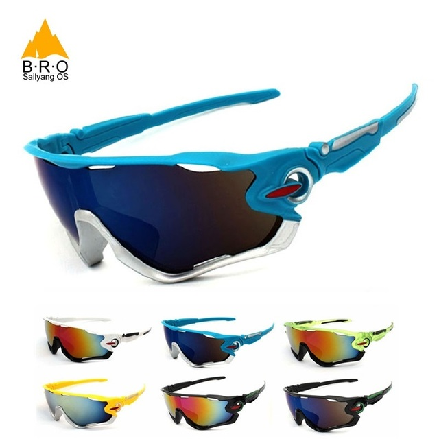 Cycling Glasses Bike Goggles for women/men Outdoor Sports Sunglasses UV400 Big Lens Spectacles Sunglasses Oculos Ciclismo
