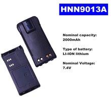 Литий ионный аккумулятор hnn9013a 74 В 2000 мАч для рации motorola