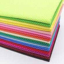 Cotton Fabric Patchwork For Sewing Hometextile Cloth Dot Cotton Fabric Meter Tissu Tilda Fabrics Tissue Telas Tissus Au Metre