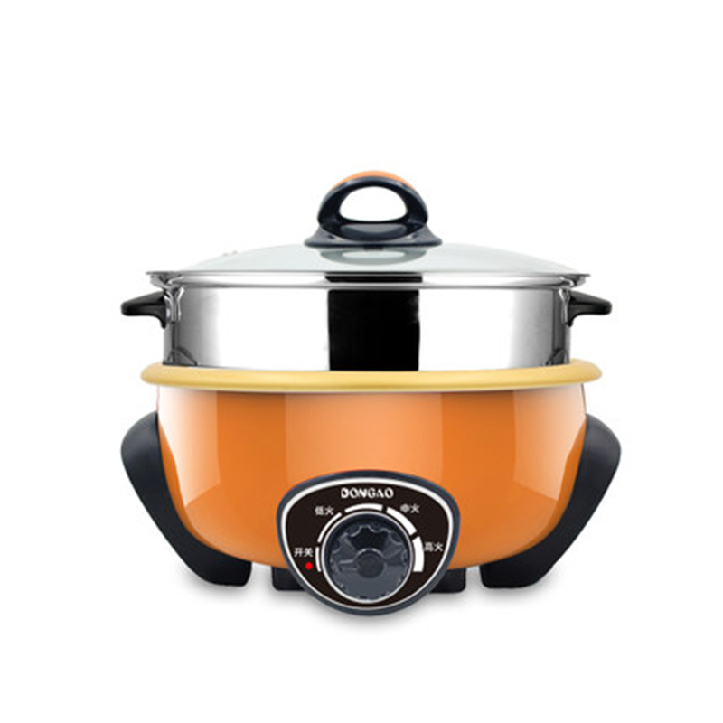 Мультиварка Мини рисоварка мини риса путешествия плита hot pot сковорода электрическая hotpot