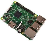 Free Shipping Original Raspberry Pi 3 Model B 1GB RAM 1 2GHz Raspberry Pi3 Wifi And