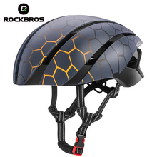 ROCKBROS Bike Bicycle Anti-seismic Helmet Ultralight Integrally-molded Shock-Resistance Ventilation Safety Equipment