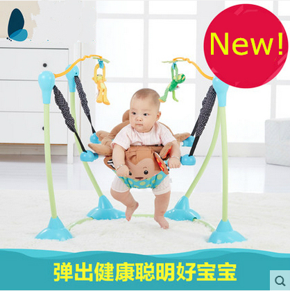 9ca7b0bb3 Rainforest Jumperoo Baby Bouncer Rocking Chair Baby Jumper Activity ...