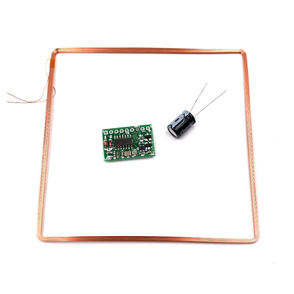 125K  Long Range Reader Module EM4100,4001, TK4100, EM4305 Ultra RFID RF Card Serial Wg26 Output Module