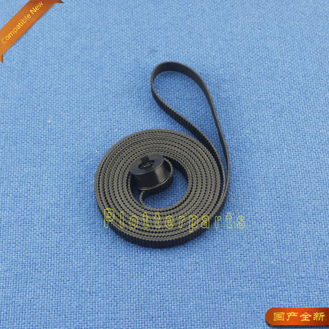 C6072-60198 HP DesignJet 1050C 1050 1055 CM de correia de carro mais compatível novo