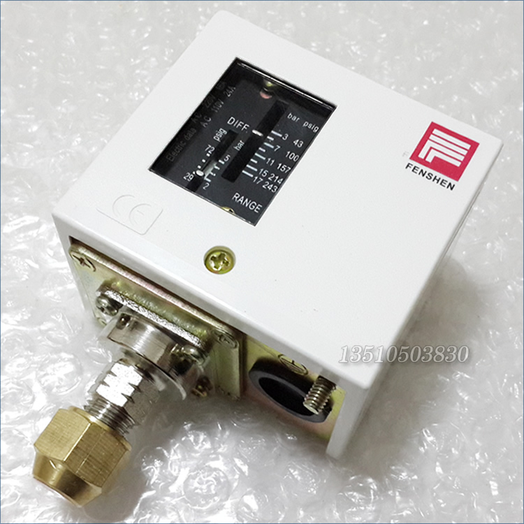 Pressure switch control relays PC16DE [vk] mcbc1250cl ssr 50a burst fire control 10v relays