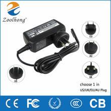 12 v 2.58a 36 w carregador adaptador de energia para microsoft surface pro3 pro 3 eua/reino unido/ue/auplug escolher 1 em 4