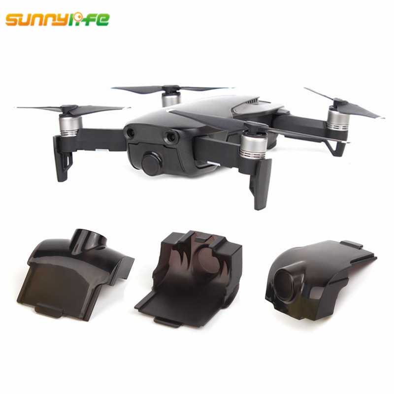 Sunnylife DJI Mavic Air Camera Gimbal Lens Cap Lens Case Camera Lens Cover Protection Guard Protector For DJI MAVIC AIR Drone
