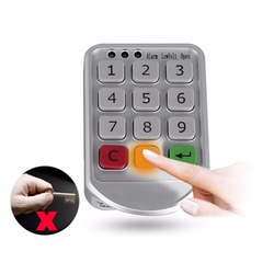 Intelligent digital electronic password keypad number cabinet door code locks zinc alloy and plastic intelligent cabinet.jpg 250x250