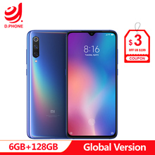 Global Version Xiaomi Mi 9 Mi9 6GB 128GB Snapdragon 855 48MP