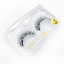 20 pairs Eyelashes 3D Mink Natural Long False 100% Hand Made Lashes Eye Extension