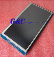 7 0 800x480 TFT Color Touch Screen Module For 51 AVR STM32