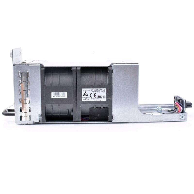 Tout nouveau ventilateur de refroidissement de serveur Cisco dorigine GFC0612DW 12 V 5.00A N9K-C9300-FAN2-BTout nouveau ventilateur de refroidissement de serveur Cisco dorigine GFC0612DW 12 V 5.00A N9K-C9300-FAN2-B