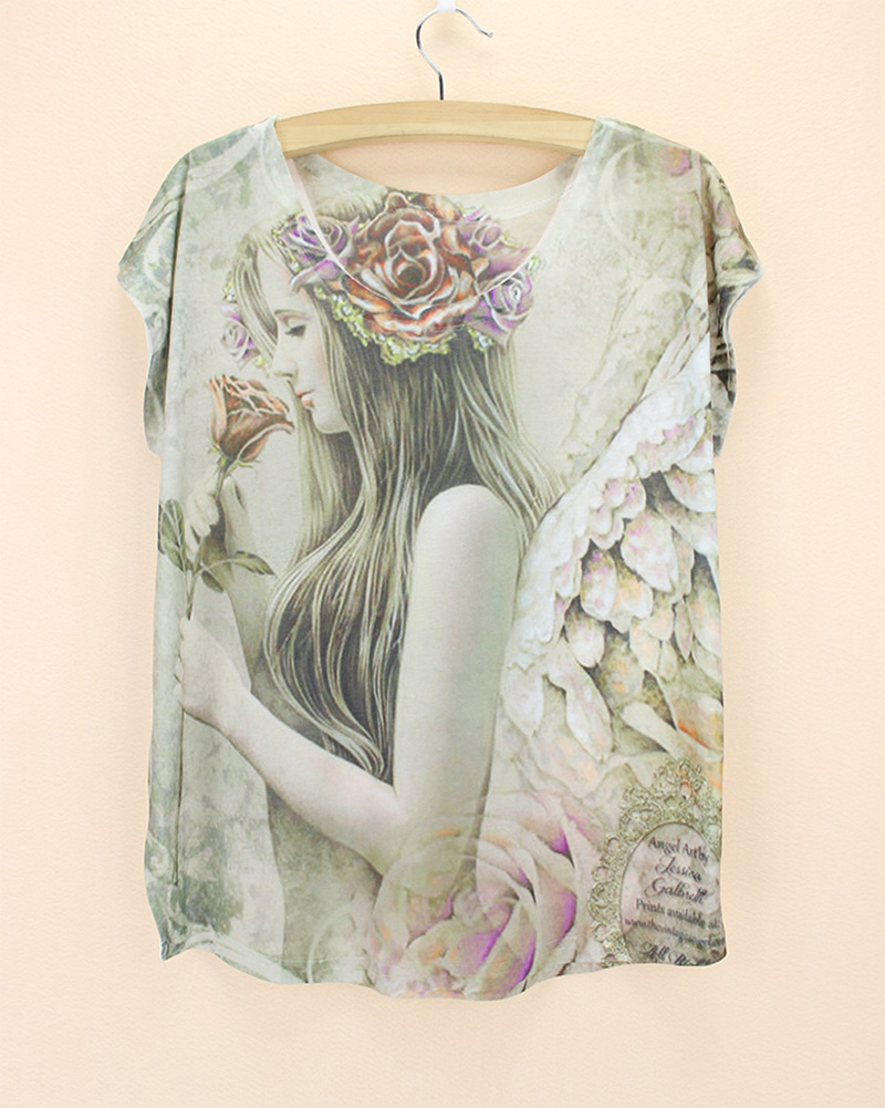 Design t shirts and sell online - Design T Shirts And Sell Online Promotion Sale 2015 Fashion Women Summer T Shirt Girl Download