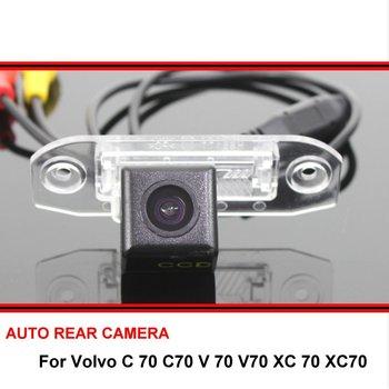Voor Volvo C 70 C70 V 70 V70 XC 70 XC70 Achteruitrijcamera CCD Nachtzicht Achteruitrijcamera Back up Camera parkeergelegenheid Camera trasera