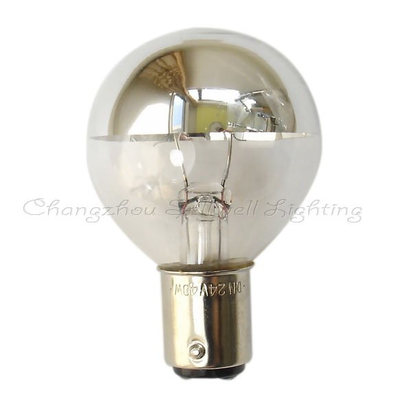 ba15d g10x60 24v 40w lampada sem sombras a150