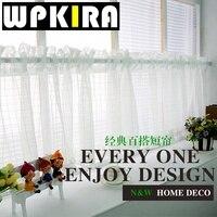 Rustic Semi Shade Coffee Curtain Shalian White Square Plaid Curtain Kitchen Curtain Kitchen Cabinet Curtain Curtains
