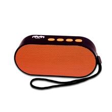 ManM Portable Bluetooth Speakers Wireless Bread Shape Speaker Creative Digital Radio Phone Answers Long Time Music Box Soundbar