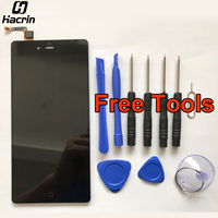 For ZTE Nubia Z9 MAX LCD Display Touch Panel Replacement 100 Teated Digitizer Assembly Screen For