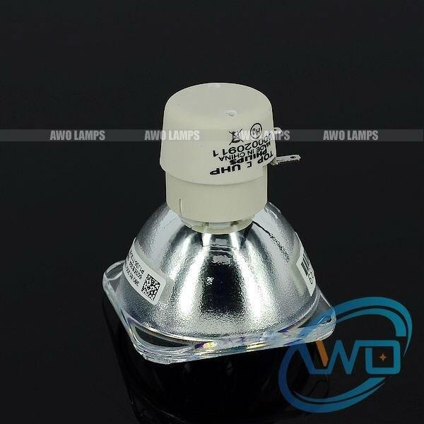 Free shipping 5811118154-SVV Original bare lamp for VIVITEK D551/D552/D555/D556/D557W 180Day warranty original projector lamp bulb p vip 190 0 8 e20 8 for vivitek d554 d548 d548ha d551 d552 d553 d555 projectors