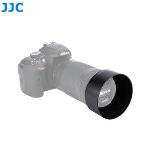 Image 3 - غطاء عدسة الكاميرا JJC لنيكون AF P DX نيكور 70 300 مللي متر f/4.5 6.3G ED VR/AF P DX نيكور 70 300 مللي متر f/4.5 6.3G ED يستبدل HB 77