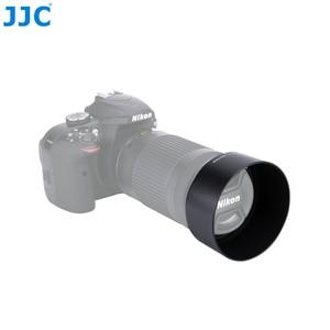 Image 3 - JJC Camera Lens Hood for Nikon AF P DX NIKKOR 70 300mm f/4.5 6.3G ED VR/AF P DX NIKKOR 70 300mm  f/4.5 6.3G ED replaces HB 77