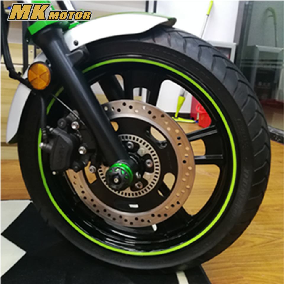 CNC Modified Motorcycle Front and rear wheels drop ball shock absorber For MV AGUSTA MV BRUTALE R 1090 2012 2017 in Covers Ornamental Mouldings from Automobiles Motorcycles