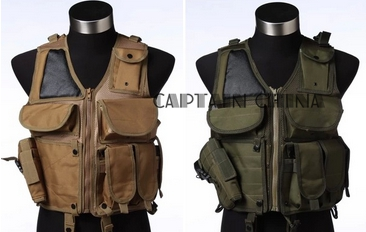 Military tactical vest field tactical vest cs vest Hunting Military Airsoft MOLLE Nylon Combat Paintball Tactical Vest