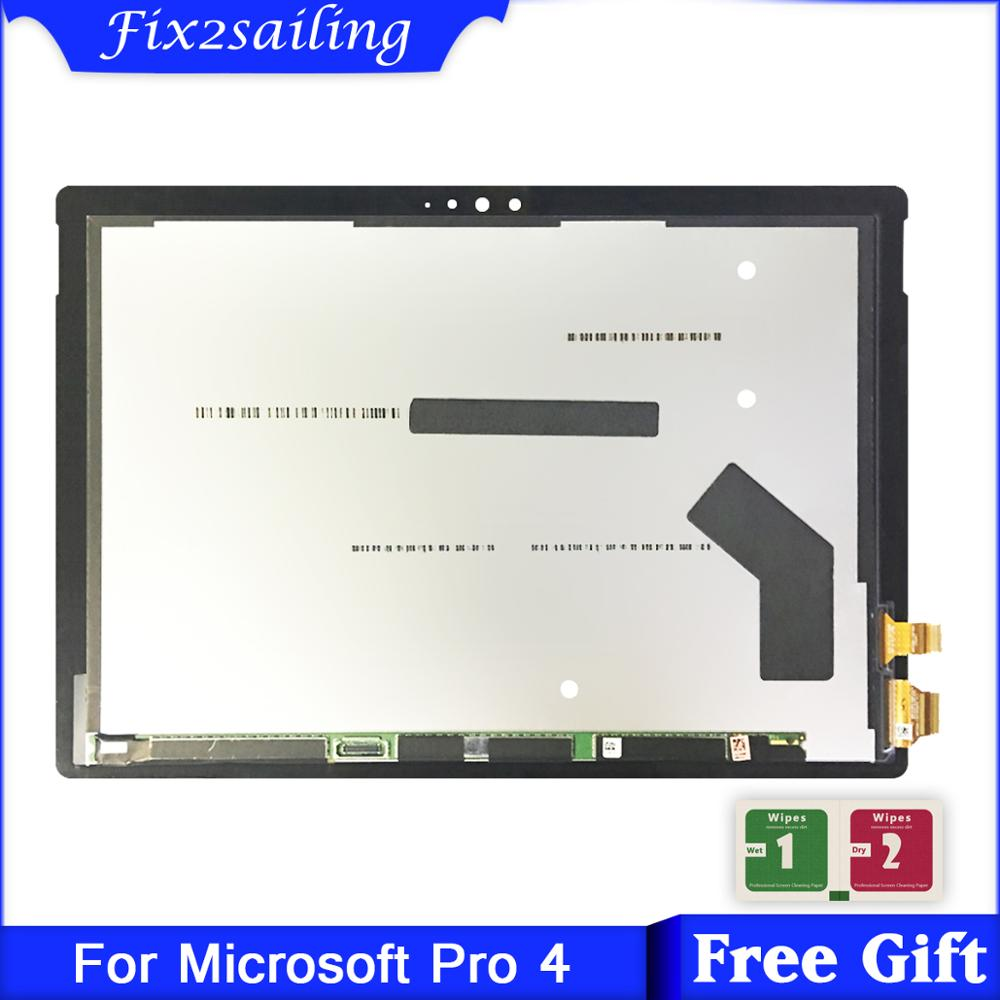 For Microsoft Surface Pro 4 (1724) LTN123YL01-001 LCD Display with touch Screen digitizer Assembly(China)