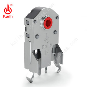 Image 4 - Kailh 7/8/9/10/11/12mm 로터리 마우스 스크롤 휠 인코더 1.74mm 홀 20 40g 포스 PC 마우스 alps 엔코더 800,000 수명주기