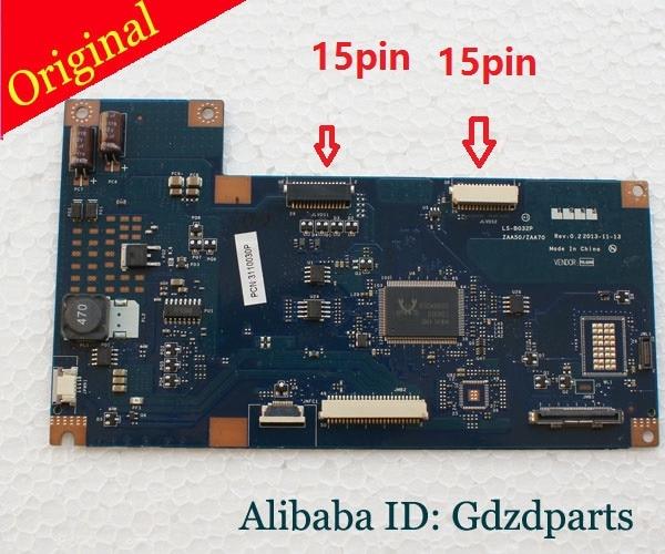 цена BRTRADING LS-B032P ZAA50/ZAA70 REV 0.2 15pin Lcd inverter board онлайн в 2017 году