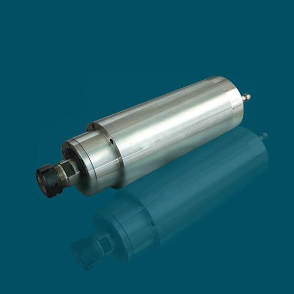 Puissance constante broche de fraisage moteur 4kw 9000-18000 rpm D125mm AC269V-AC380V, de précision en métal broche