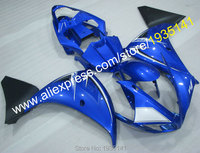Hot Sales,Motorbike Fairing For Yamaha YZF R1 YZFR1 YZFR1000 2009 2010 2011 YZF R1 blue black motorcycle kit (Injection molding)