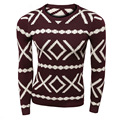 Sweater Men 2016 Cultivate One's Morality Men's Fashion Knitted Pullover MenWinter
