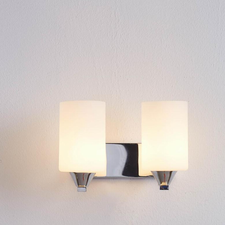new modern wall sconce glass bed light reading parede brief wall lights e27 led light bathroom