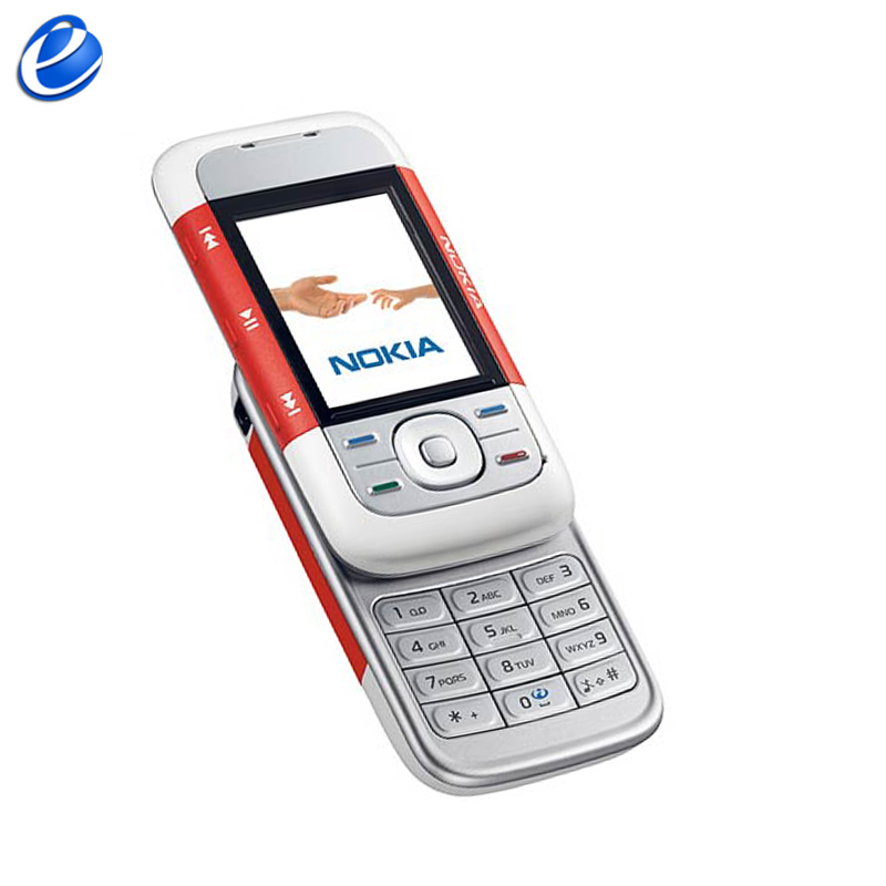 Original Unlocked Nokia 5300 2G GSM 900/1800/1900 Mobile Cell Phone English/Russian Keyboard Mobile Phones