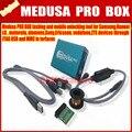 100% original caixa pro testpoints medusa medusa box + jtag clipe para lg para samsung para huawei + frete grátis