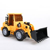 Electronic Car New Fashioned Electric Forklift Toy Road Building Equipment Toys Super Simulation Suitable For Kids Good Quality